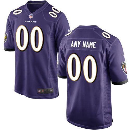 Josh Woodrum Jersey #7   Cheap NFL Ravens Football Jerseys For ...